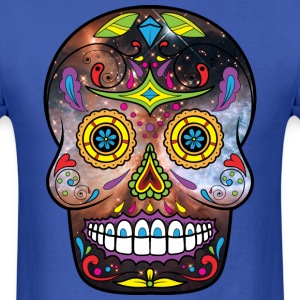 Sugar Skull Art T-Shirts - Men's T-Shirt