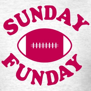 SUNDAY FUNDAY T-Shirts - Men's T-Shirt