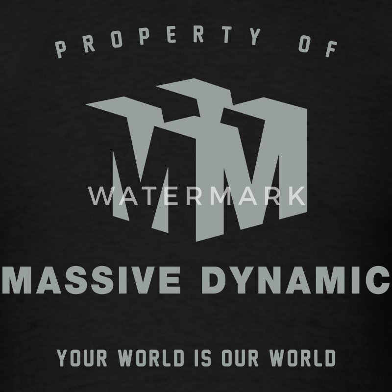 Massive Dynamic - Men's T-Shirt
