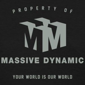 Massive Dynamic - Women's T-Shirt