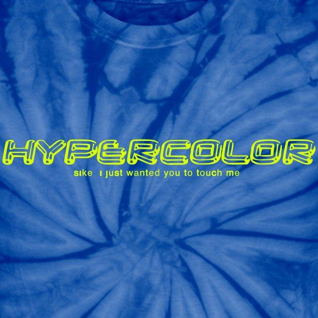 Hypercolor-ish