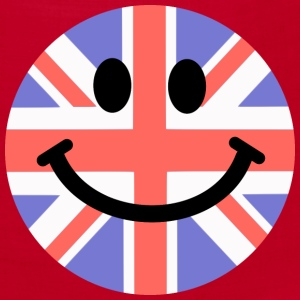 British Flag Smiley Face Caps - Bandana