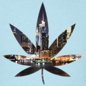 Weed City T-Shirts - Men's T-Shirt