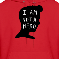 Design ~ I Am Not A Hero