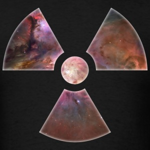 Galaxy Nuclear T-Shirts - Men's T-Shirt
