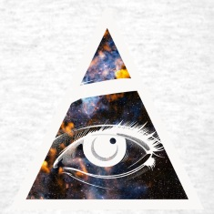 Galaxy Eye T-Shirts