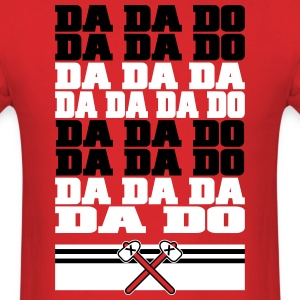 Chicago Blackhawks Goal Song Red - Men's T-Shirt