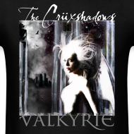 Design ~ VALKYRIE graphic Tee - Digital Print