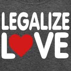 LEGALIZE LOVE Tanks