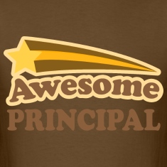 Principal Mens T-shirts (Awesome)