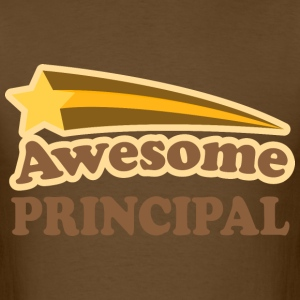 Principal Mens T-shirts (Awesome) - Men's T-Shirt