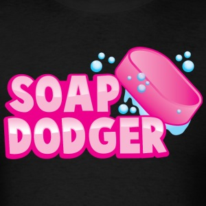 soap dodger with bar of soap T-Shirts - Men's T-Shirt