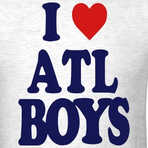 I LOVE ATLANTA BOYS-ATL T-Shirts - Men's T-Shirt