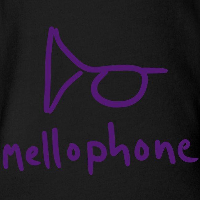 Mellophone Short Onesie