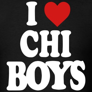 I LOVE CHICAGO BOYS-CHI T-Shirts - Men's T-Shirt
