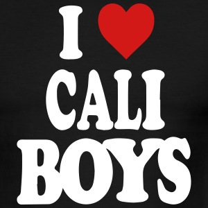I LOVE CALIFORNIA BOYS-CALI T-Shirts - Men's Ringer T-Shirt