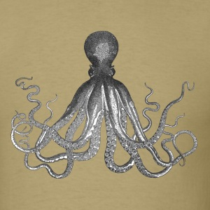 Vintage octopus T-Shirts - Men's T-Shirt