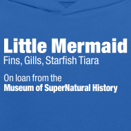 Design ~ Kid's Mermaid Hoodie