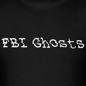 FBI Ghosts official Logo T-Shirts - Men's T-Shirt