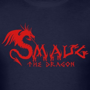 erebor _dragon T-Shirts - Men's T-Shirt