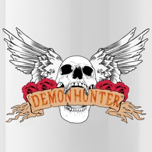 Demon Hunter Death Angel Bottles & Mugs - Water Bottle