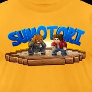 Design ~ Sumotori T-Shirt by American Apparel (M)