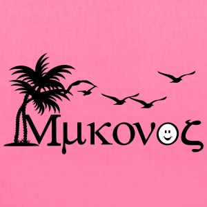 Mykonos (b, 2c) Bags & backpacks - Tote Bag