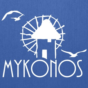 Mykonos (1c) Bags & backpacks - Tote Bag