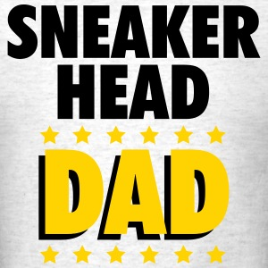 Sneakerhead Dad T-Shirts - Men's T-Shirt