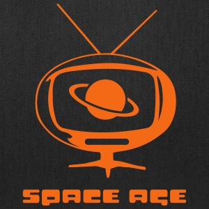 space age tv Bags & backpacks - Tote Bag