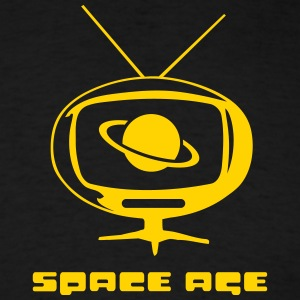 space age tv T-Shirts - Men's T-Shirt