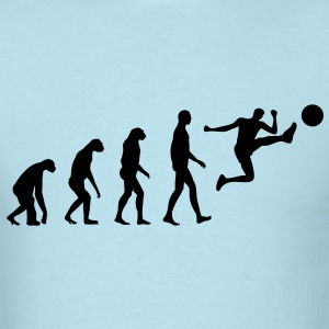 Evolution Soccer T-Shirts - Men's T-Shirt