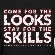 Design ~ Skills Women's T-shirt