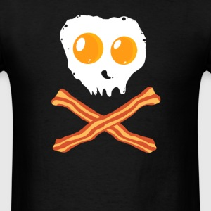 Bacon and Eggs - Men's T-Shirt