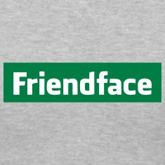 FriendFace Shirt - IT Crowd