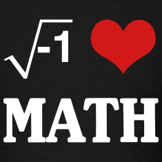 I Love Math T-Shirts