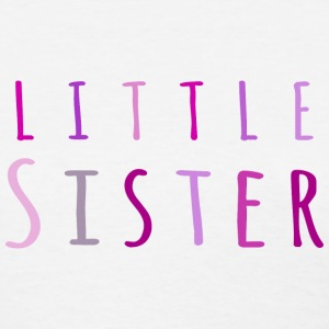 Little sister in pink Women's T-Shirts - Women's T-Shirt