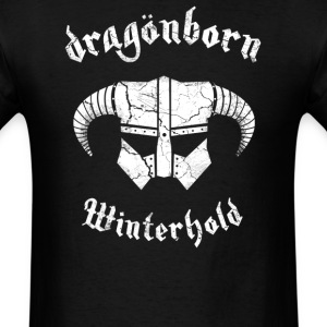 The Dragonborns! - Men's T-Shirt