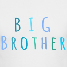 Big Brother in blue Long Sleeve Shirts