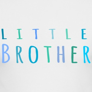 Little Brother in blue Long Sleeve Shirts - Men's Long Sleeve T-Shirt by Next Level