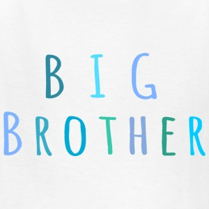 Big Brother in blue Kids' Shirts - Kids' T-Shirt