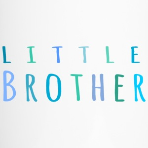 Little Brother in blue Bottles & Mugs - Travel Mug