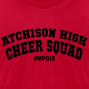 Most Popular Girls Atchison T-Shirts - Men's T-Shirt by American Apparel