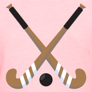 Field Hockey Womens T-shirt - Women's T-Shirt