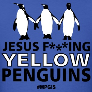 Most Popular Girls Penguins T-Shirts - Men's T-Shirt