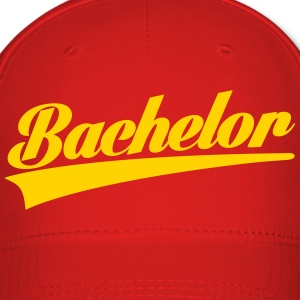 bachelor Caps - Baseball Cap
