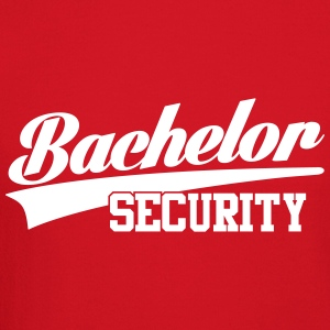bachelor security Long Sleeve Shirts - Crewneck Sweatshirt
