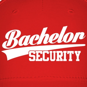 bachelor security Caps - Baseball Cap