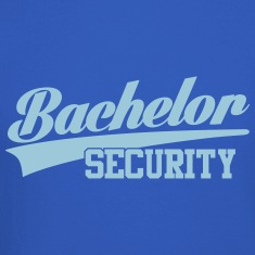 bachelor security Long Sleeve Shirts