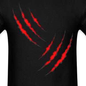 Claw Mark - Men's T-Shirt